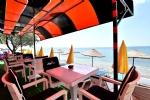 Plaj Cafemiz ve Deniz Manzarası