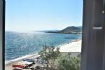 Balayı Odamızdan Deniz Manzarası