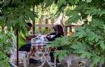 Bahçemizde Kahvaltı Keyfi