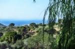 Bahçemizden Dağ ve Deniz Manzarası