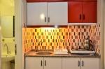 Üç Kişilik Standart Odalarımızın Mutfağı