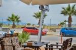 Cafemiz ve Deniz Manzarası