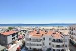 Otelimin Deniz ve Plaj Manzarası