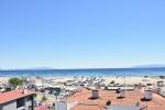 Otelimizden Plaj Manzarası