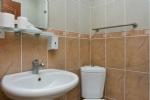 Çift Kişilik Deniz Manzaralı Odamızın Banyosu