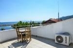 Çatı Katı Odamızın Balkonu