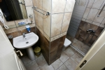 Dört Kişilik Odalarımızın Banyosu
