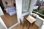 İki Kişilik Odalarımızın Balkonu