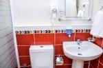 Çatı Katı Odamızın Banyosu