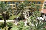 Otelimizden Bahçe Manzarası