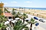 Otelimizinden Deniz Manzarası
