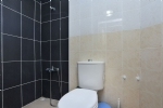 1+1 Dört Kişilik Mutfaklı Odamızın Banyosu