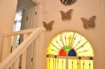 Butik Otelimizin İçinde Kelebekler