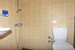 Dört Kişilik Teras Kat Odamızın Banyosu