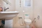 Üç Kişilik Teras Kat Odamızın Banyosu