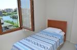 1+1 Daire Yatak Odası ve Göl Manzarası