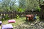 Taş Evlerimizin Bahçesi