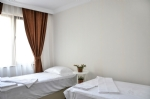 Apart Dairemizin Yatak Odası