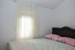 5 Kişilik Çatı Katı Apart Dairemizin Yatak Odası