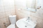3 Kişilik Apart Dairemizin Banyosu
