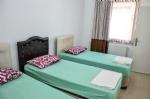 1+1 5 Kişilik Apart Dairemizin Yatak Odası