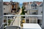 204 Numaralı Çift Kişilik Odamızın Balkonu