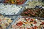 Salata ve Meze Çeşitlerimiz