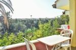 5 Kişilik Odamızın Balkonu