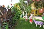 Bahçemiz ve Pansiyonumuz