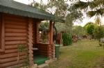 Bungalow Evlerimiz ve Bahçemiz