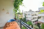 İki Kişilik Mutfaklı Odamızın Balkonu