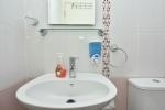 Üç Kişilik Deniz Manzaralı Odamızın Banyosu