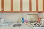Beş Kişilik Deniz Manzaralı Odamızın Mutfağı