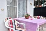 Dört Kişilik Odamızın Bahçe Balkonu