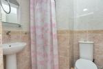 Beş Kişilik Deniz Manzaralı Odamızın Banyosu