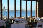 Restoranımız ve Deniz Manzarası