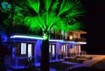 Butik Otelimizden Gece Manzarası