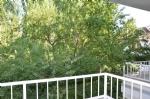3 Kişilik Odaların Balkon Manzarası