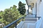 Üç Kişilik Odamızın Balkonu