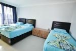 Üç Kişilik Yatak Odası
