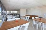 Terasımızda Ortak Yemek Salonumuz