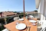 Beş Kişilik Mutfaklı Odamızın Balkonu