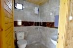 3 Kişilik Bungalow Evimizin Banyosu