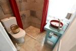 Çift Kişilik Odanın Banyosu