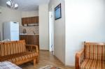 Apart Odalarımız Salon ve Mutfak