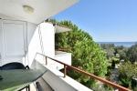 3 Kişilik Odamızın Balkonu