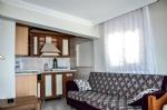 Apart Odalarımız  Mutfak ve Salon