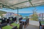 Teras Restaurantımız ve Deniz Manzarası