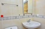 Dört Kişilik Mutfaklı Odamızın Banyosu
