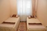 5 Numaralı Dairemizin Yatak Odası